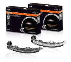 Osram LEDriving Dynamic Mirror Indicator Audi A4 B9 Black Edition