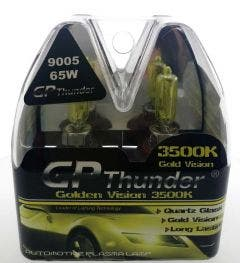 GP Thunder 3500k HB3 Xenon Look - gold retro look 65w