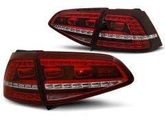 LED-achterlicht-units-Golf-7-Red-White-GTI-look-dynamisch-knipperlicht