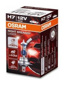 Osram Night Breaker Laser 130% H7 blister 64210NBL