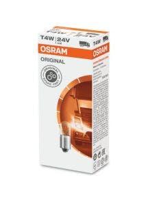 Osram Original Line T4W BA9s 24v 3930 10pack