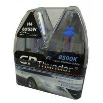 GP Thunder 8500k H4 55w Xenon Look - blauw 2e kans