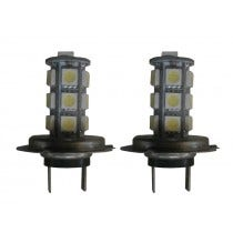 LED vervangingslamp - H7 - Wit