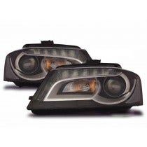 LED koplamp unit Audi A3 (8P) Black New Model