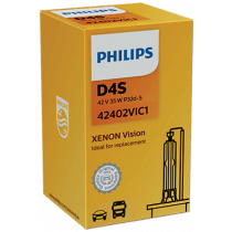 Philips Xenon Vision D4S 4600k - 42402VIC1