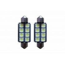 8-SMD LED-kentekenverlichting-41mm