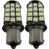 48 SMD Canbus LED achterlicht bay15d rood