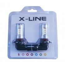 Grootlicht LED vervangingslamp 50w-hb3