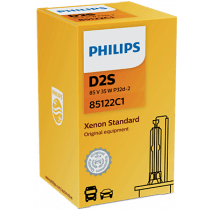 Philips Xenon Vision D2S 4600k - 85122VIC1