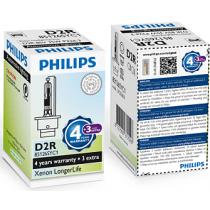 D2R Philips Longerlife Xenon met 4+3 jr Garantie 85126SYC1