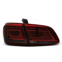VW Passat B7 Red Smoke Achterlicht LED Unit
