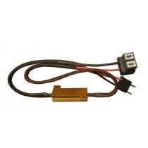 Grootlicht canbus kabel 50w H-maten-H3