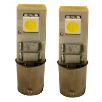 Canbus LED BA9s 2SMD Wit Outlet