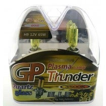 GP Thunder 3500k H9 Xenon Look - gold retro look 65w