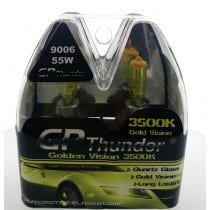 GP Thunder 3500k HB4 Xenon Look - gold retro look 55w