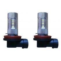 Grootlicht Canbus LED vervangingslamp 50w H10