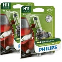 Philips Longlife Set - H11-lamp