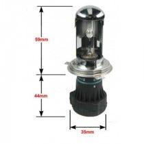Xenonlamp.nl Private Label Xenon vervangingslamp - H4 Bi-Xenon - 3.000k - R-lamp