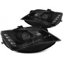 LED-koplamp-units-Seat-Ibiza-6J-Black