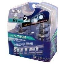 MTEC Xenon Look 4750k - blauw-H4-100w