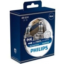 Philips Racing Vision 150% H4