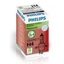 Philips Masterlife Blister 24V H4