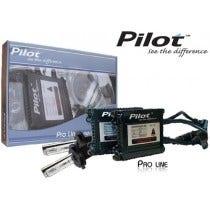 H4 Hi-Low - 10.000k - Pilot - Pro-line - normale lampen
