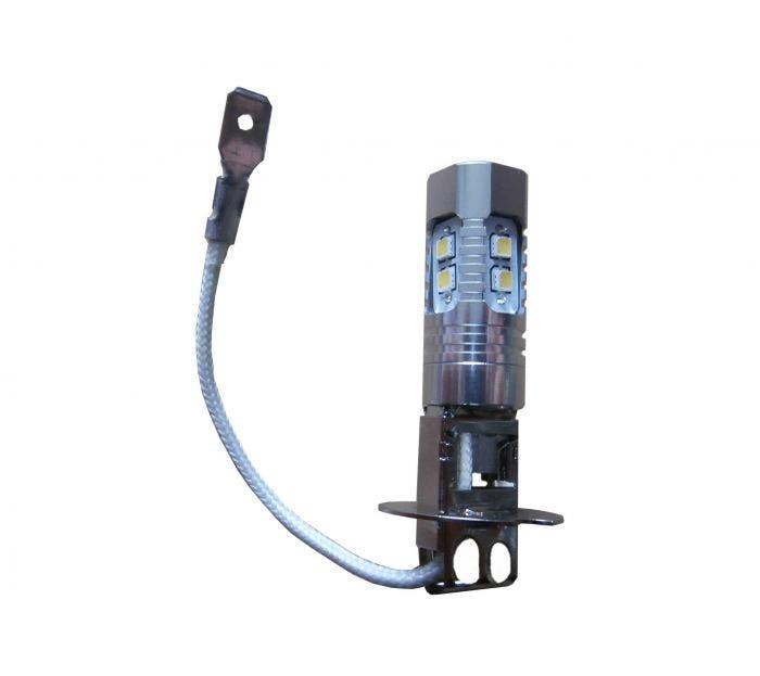 LED mistlicht H3 10w wit 6000k