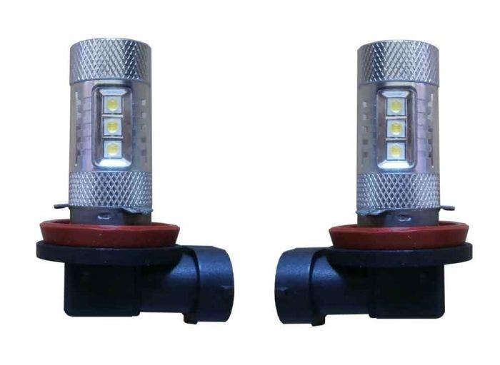 Mistlicht Canbus LED vervangingslamp 50w H8