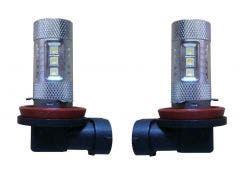Mistlicht Canbus LED vervangingslamp 50w-h10