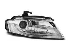 Audi-A4-B8-Chrome-koplamp