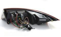 LED achterlicht units, geschikt voor Audi TT 06-14 Red White