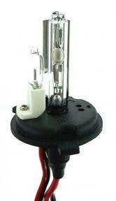 H4 Hi-Low HiD Light budget Xenon vervangingslamp - 6.000k