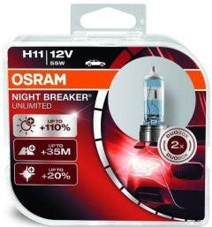 Osram Halogeen Night Breaker Unlimited - H11