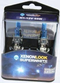 xenonlook-super-white-4300k-h1