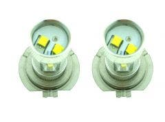 30w HighPower Canbus LED 6000K mistlicht H7