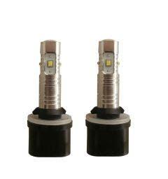 Canbus LED mistlicht - H27 / 880 - wit