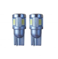 6-SMD-LED-stadslicht-W5W