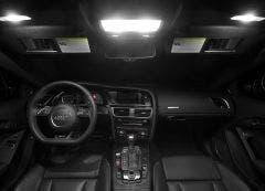 Audi A5 coupe LED binnenverlichtingspakket - Basis-pakket-2