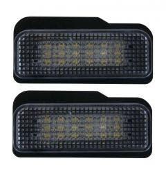 LED kentekenverlichting unit geschikt voor Mercedes