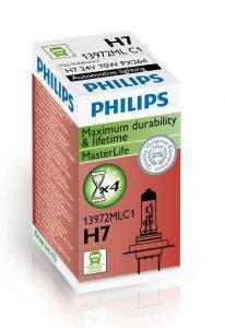 Philips Masterlife Blister 24V H7