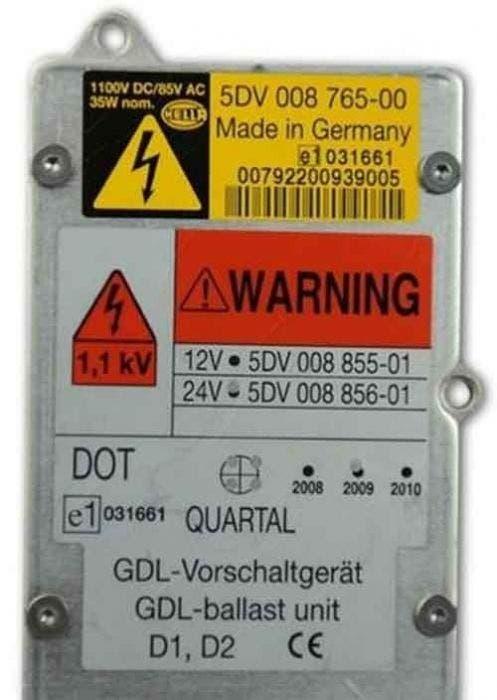 Hella GEN2 24V DAF/MAN/Volvo Ballast