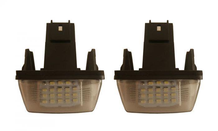 Peugeot-Citroen-LED-kentekenverlichting