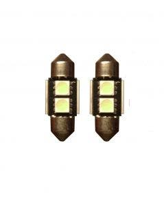 2-SMD-Canbus-LED-binnenverlichting-31mm-blauw