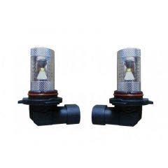 30w HighPower HB3 LED 6000K mistlicht