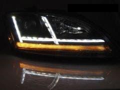 LED koplamp units, geschikt voor Audi TT 8J 06-10 Chrome Edition