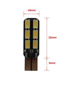 HP-12-SMD-Canbus-LED-stadslicht-w5w-T10