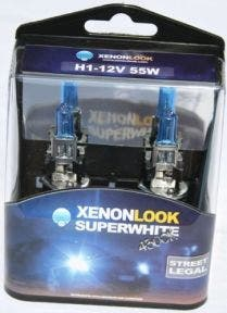 xenonlook-super-white-4300k-h1